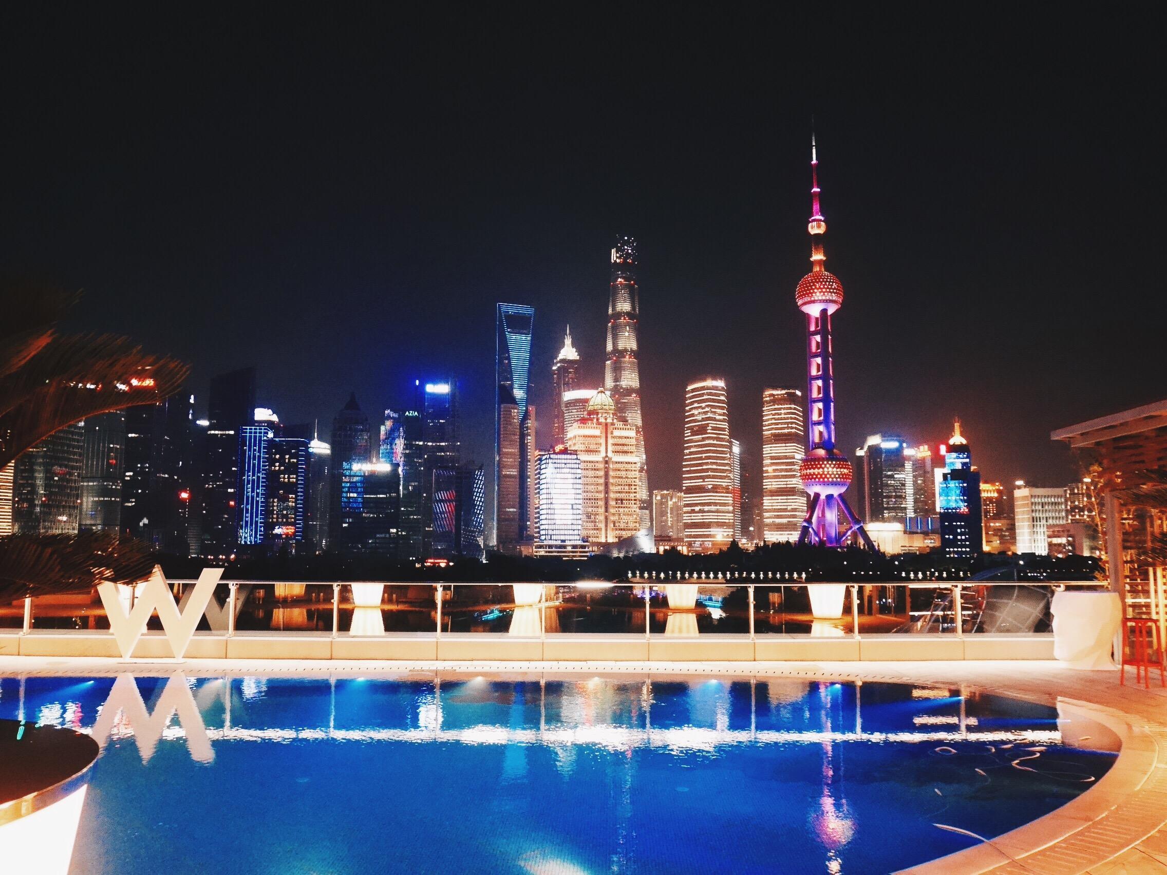 4d86a8c6 c4a1 493c 80ea cd106855b2ae - W HOTEL - 上海No.1の景色を楽しむホテル