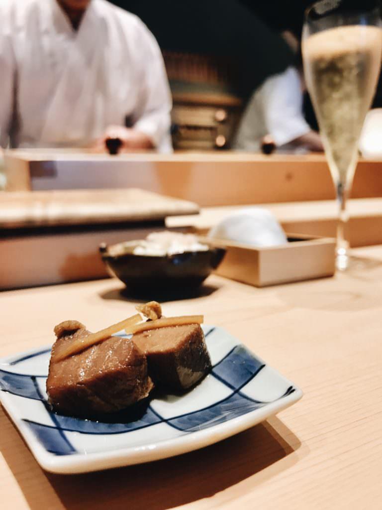 7e75a9ec 0c0d 4f5e a08a 9c03b9731487 768x1024 - SUSHI SHO - 「すし匠」でいただくハワイの食材を活かした極上江戸前鮨