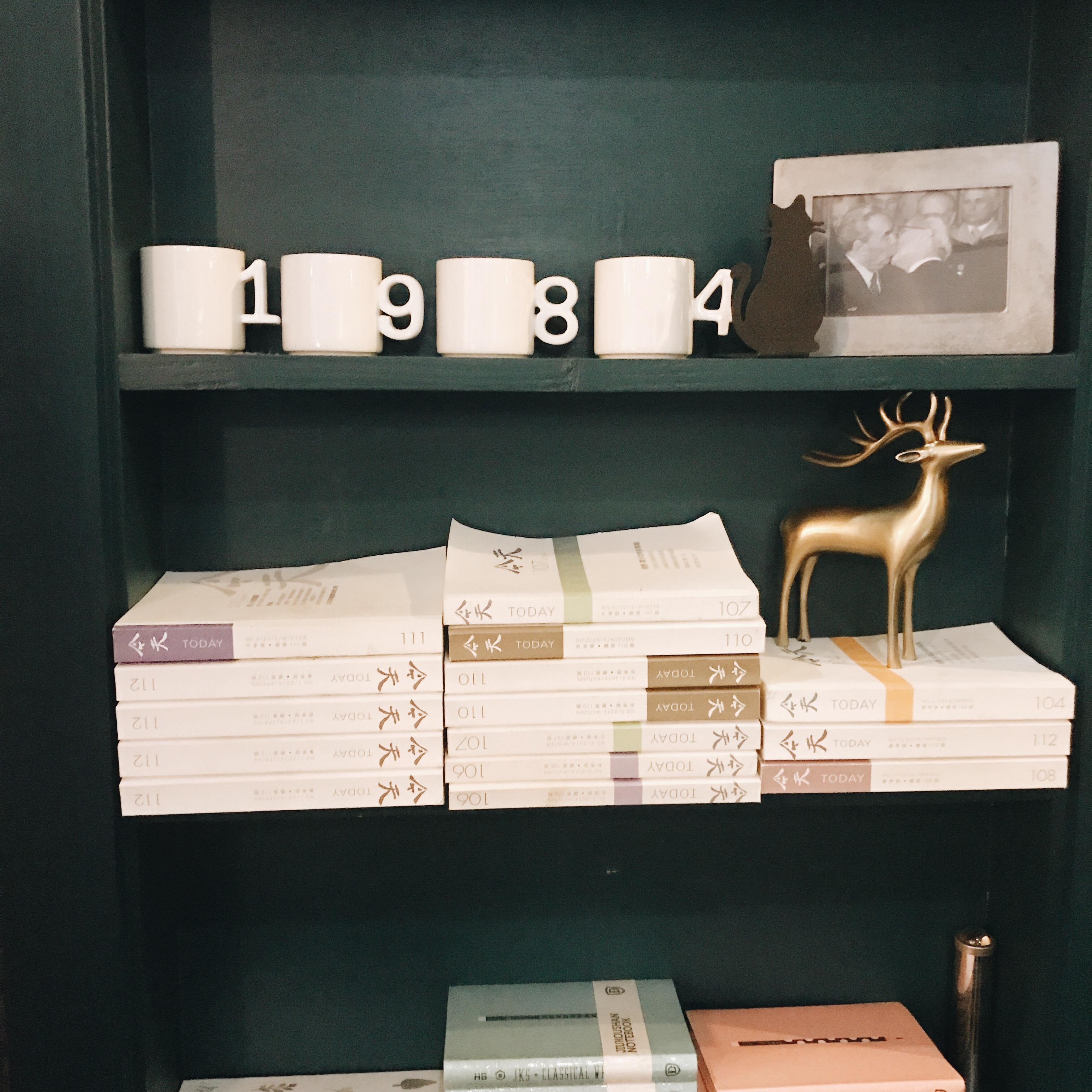 d5495b2f c803 445c 9516 dc7d2ac062ba 1 - 1984 BOOKSTORE - 扉の奥にある隠れ家ブックカフェ
