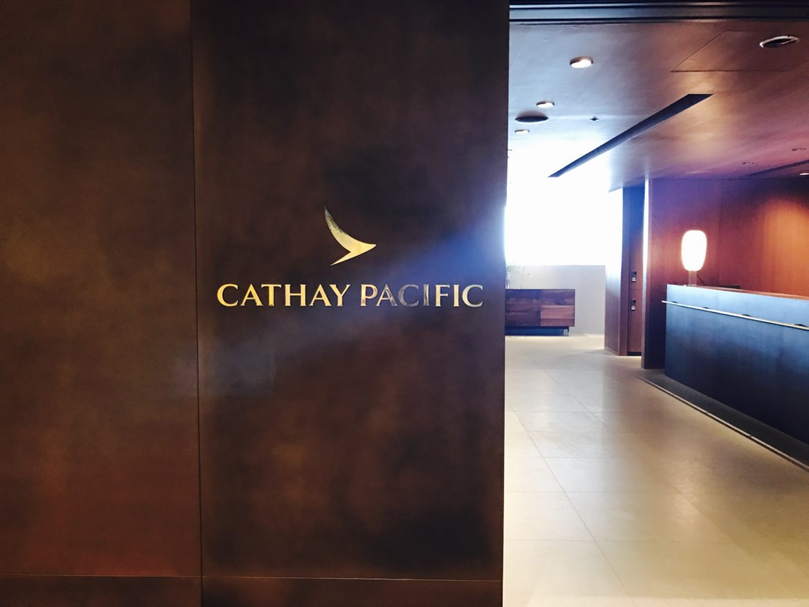 img 5796 1170x878 - CATHAY PACIFIC LOUNGE The Noodle Bar - 羽田空港のキャセイパシフィックラウンジ