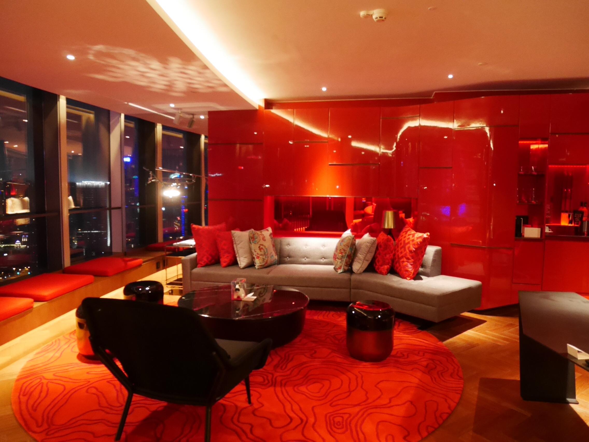 img 6871 - W HOTEL - 上海No.1の景色を楽しむホテル
