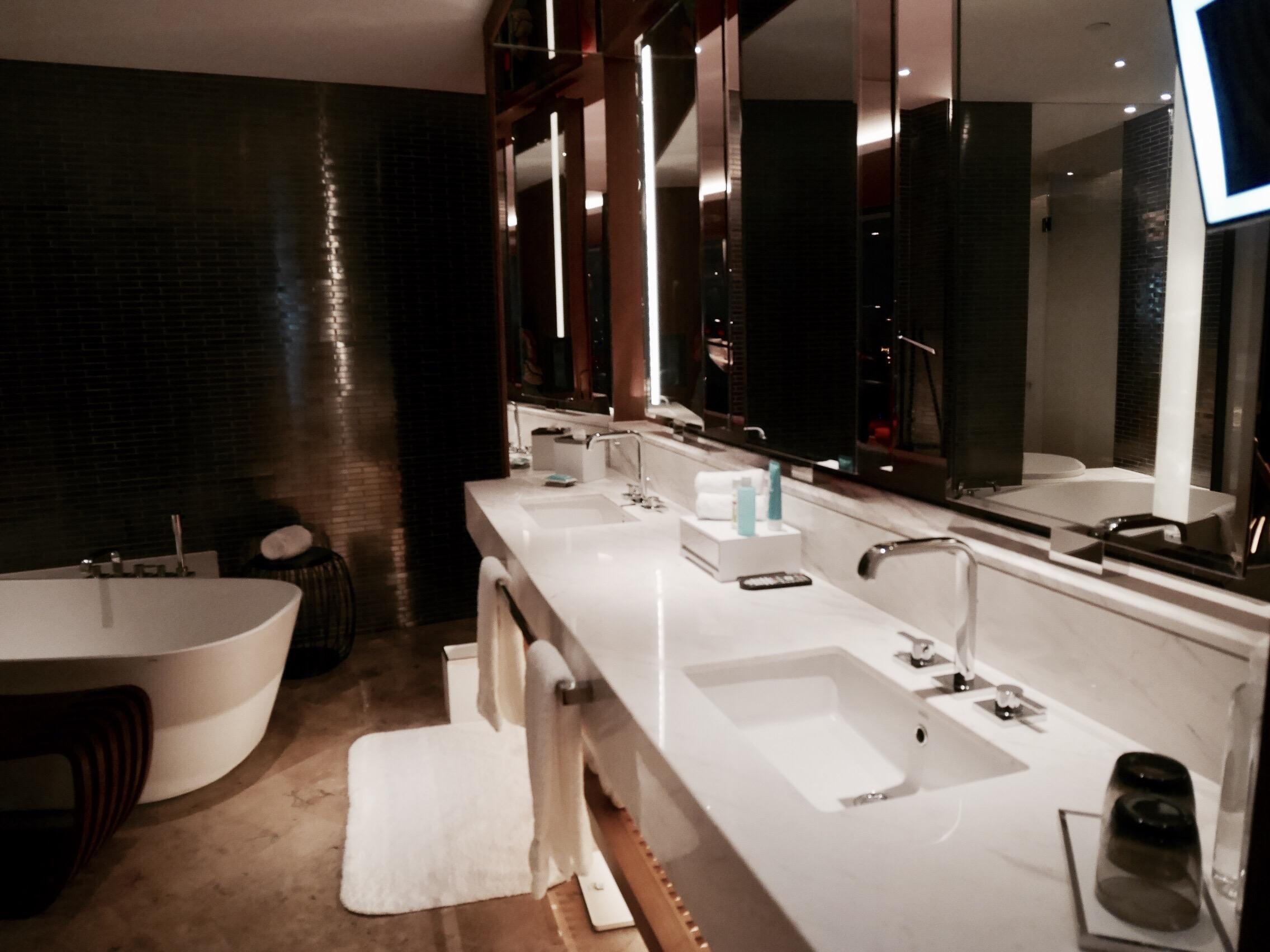img 6875 1 - W HOTEL - 上海No.1の景色を楽しむホテル