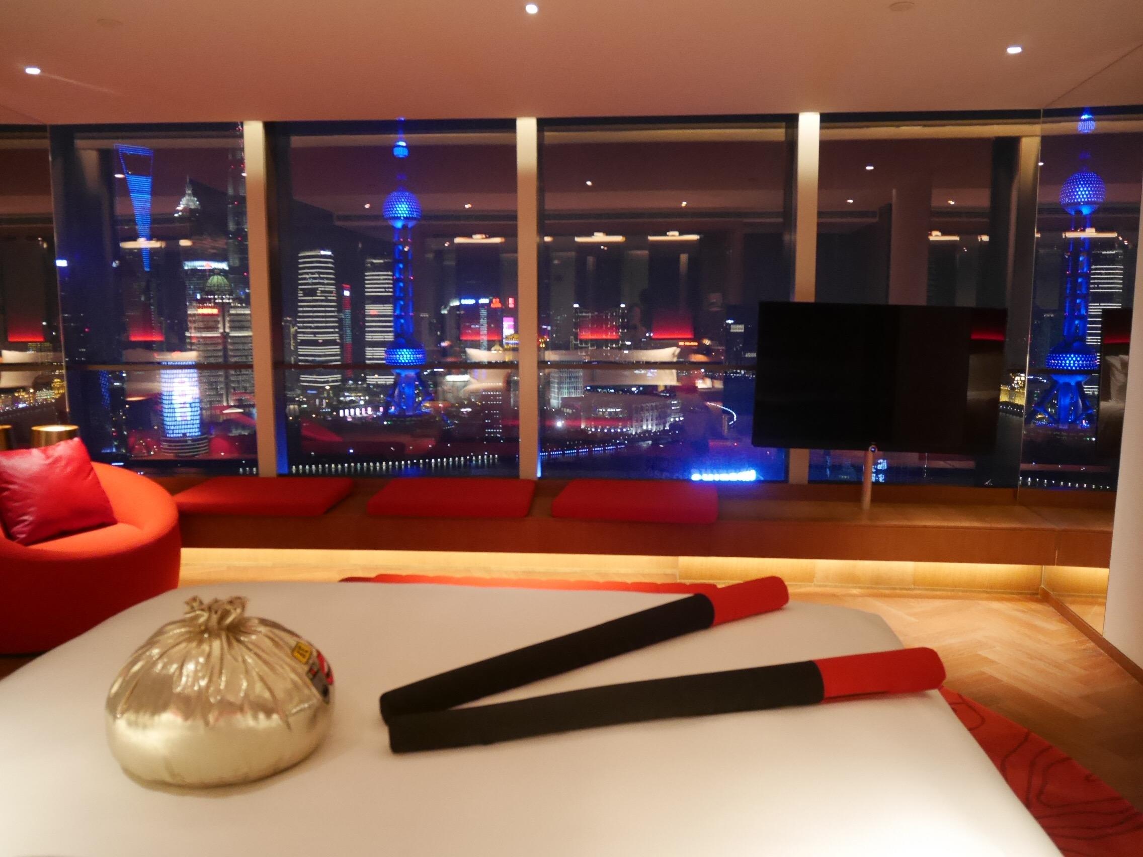 img 6878 - W HOTEL - 上海No.1の景色を楽しむホテル
