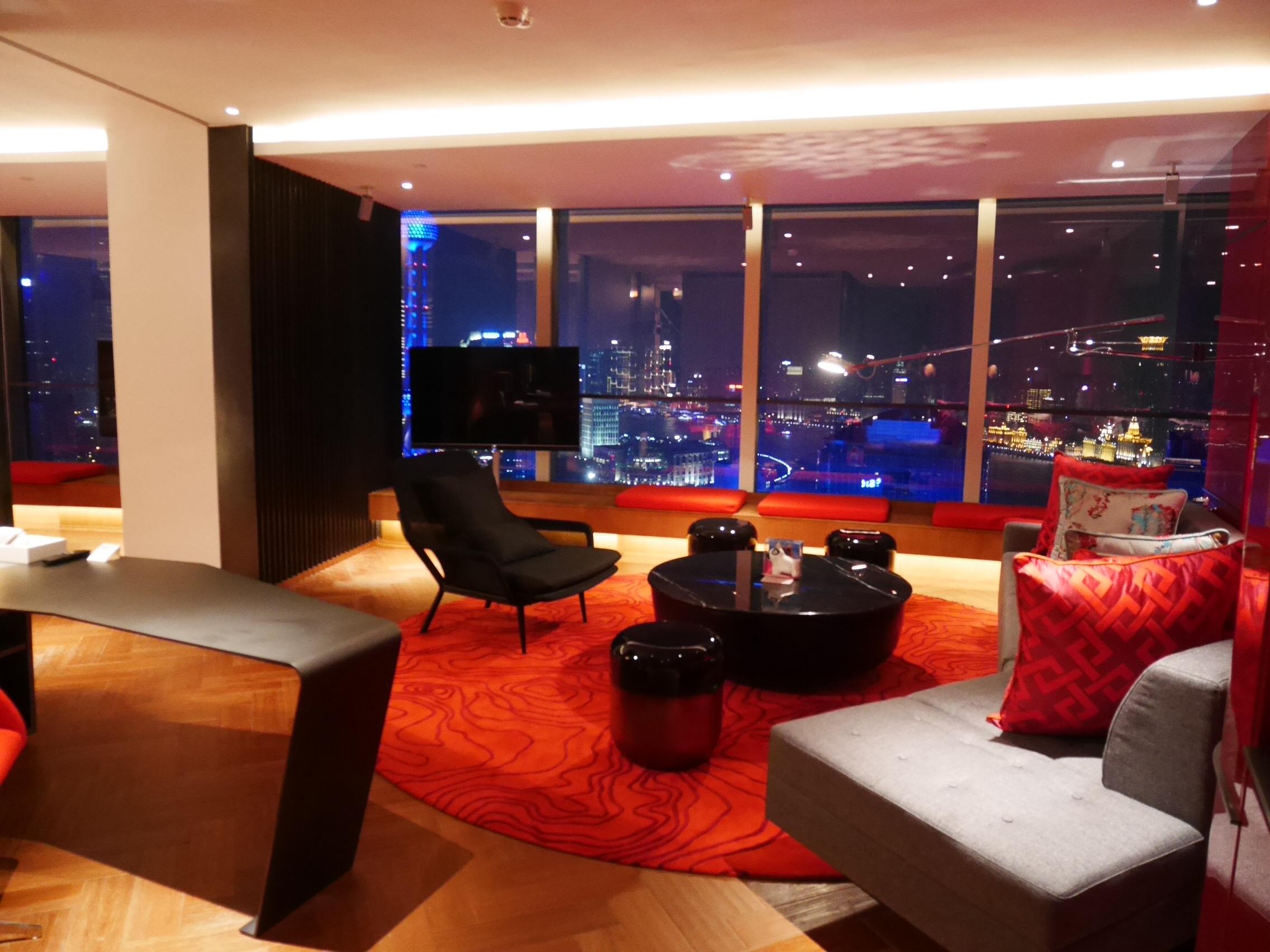img 6880 - W HOTEL - 上海No.1の景色を楽しむホテル