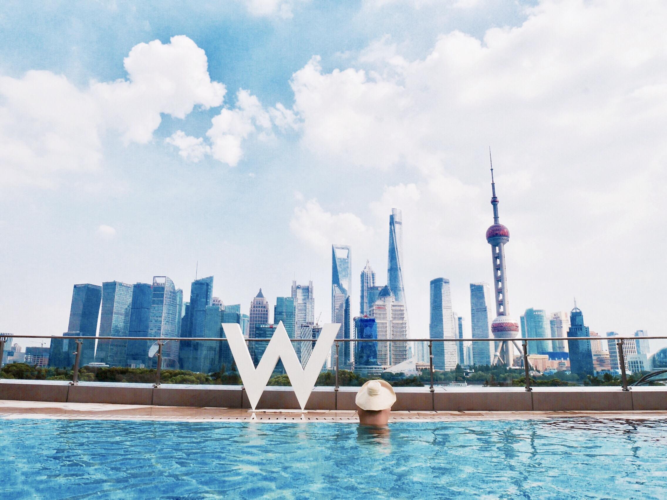 img 7001 - W HOTEL - 上海No.1の景色を楽しむホテル