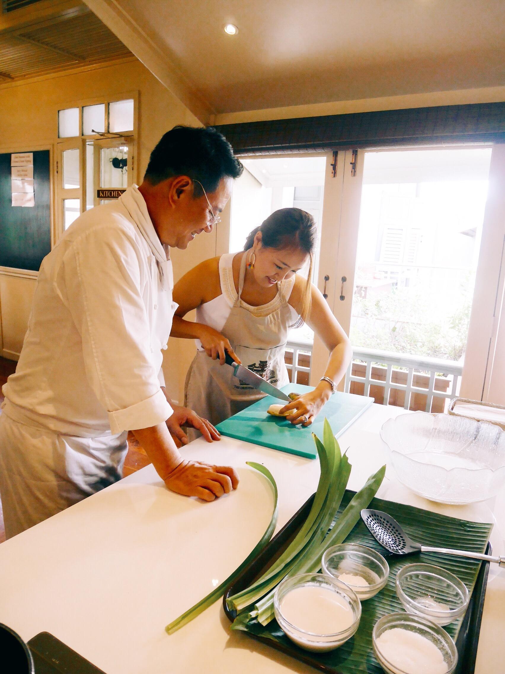 47cdf95a 344b 4720 a0c5 e0fb04b04a67 - The Oriental Thai Cooking School - マンダリンオリエンタルバンコクのおもてなし空間で体験する絶品タイ料理教室