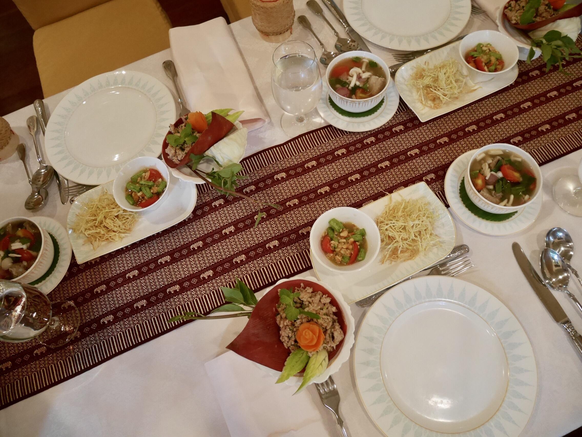 img 9040 - The Oriental Thai Cooking School - マンダリンオリエンタルバンコクのおもてなし空間で体験する絶品タイ料理教室