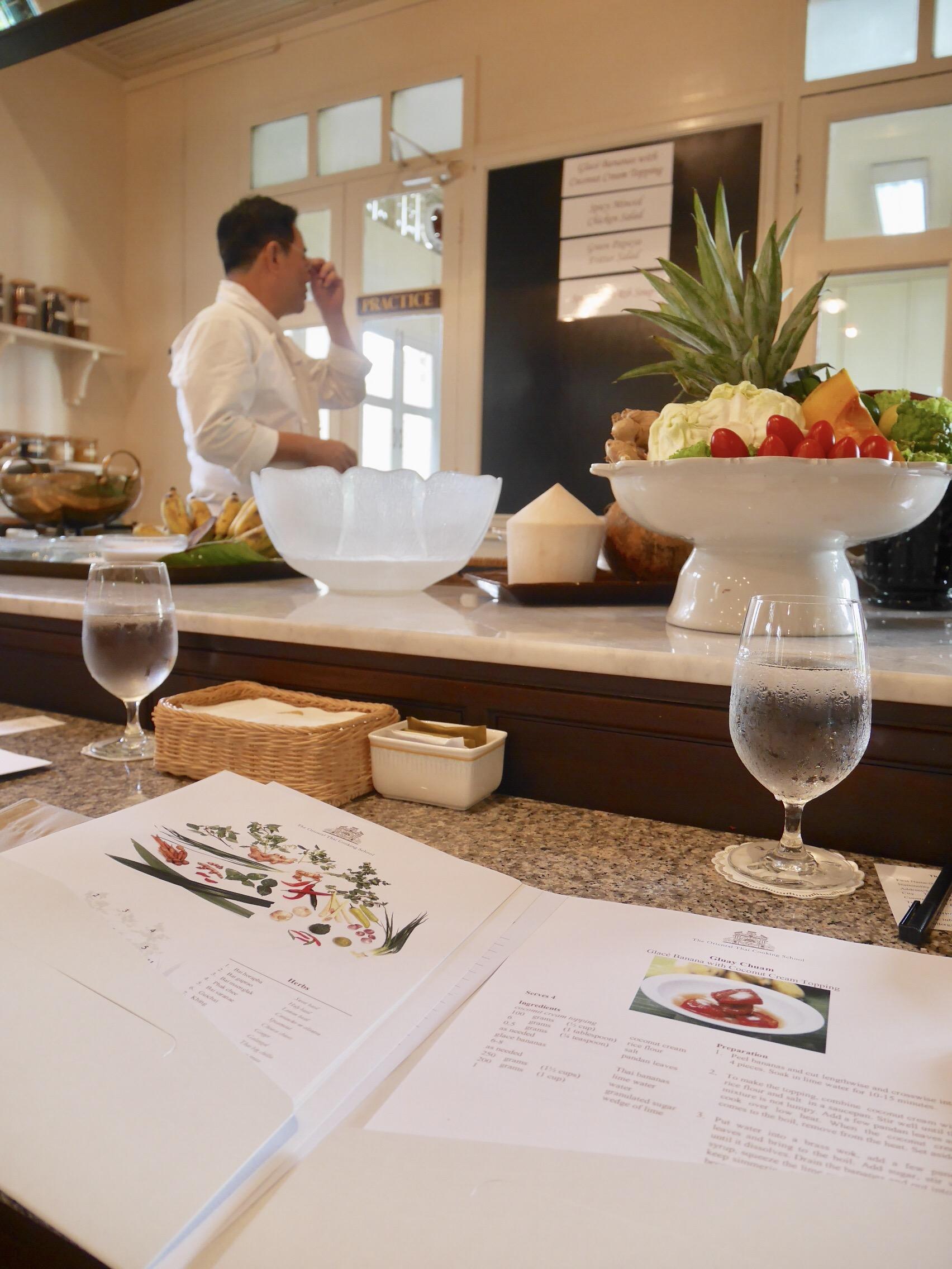 img 9094 - The Oriental Thai Cooking School - マンダリンオリエンタルバンコクのおもてなし空間で体験する絶品タイ料理教室