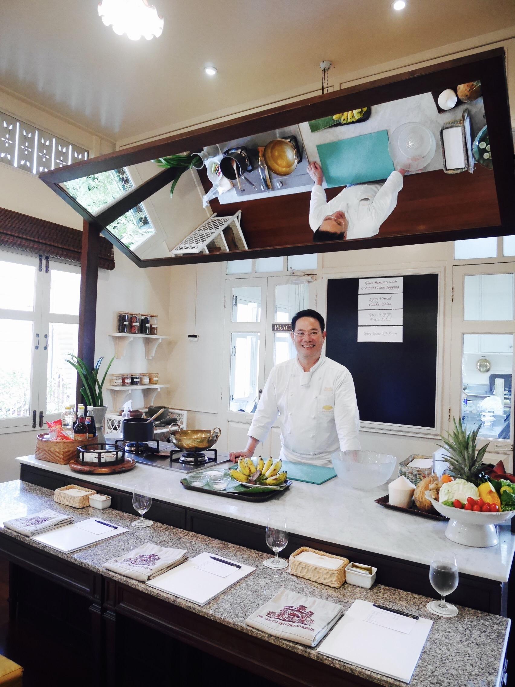img 9104 1 - The Oriental Thai Cooking School - マンダリンオリエンタルバンコクのおもてなし空間で体験する絶品タイ料理教室