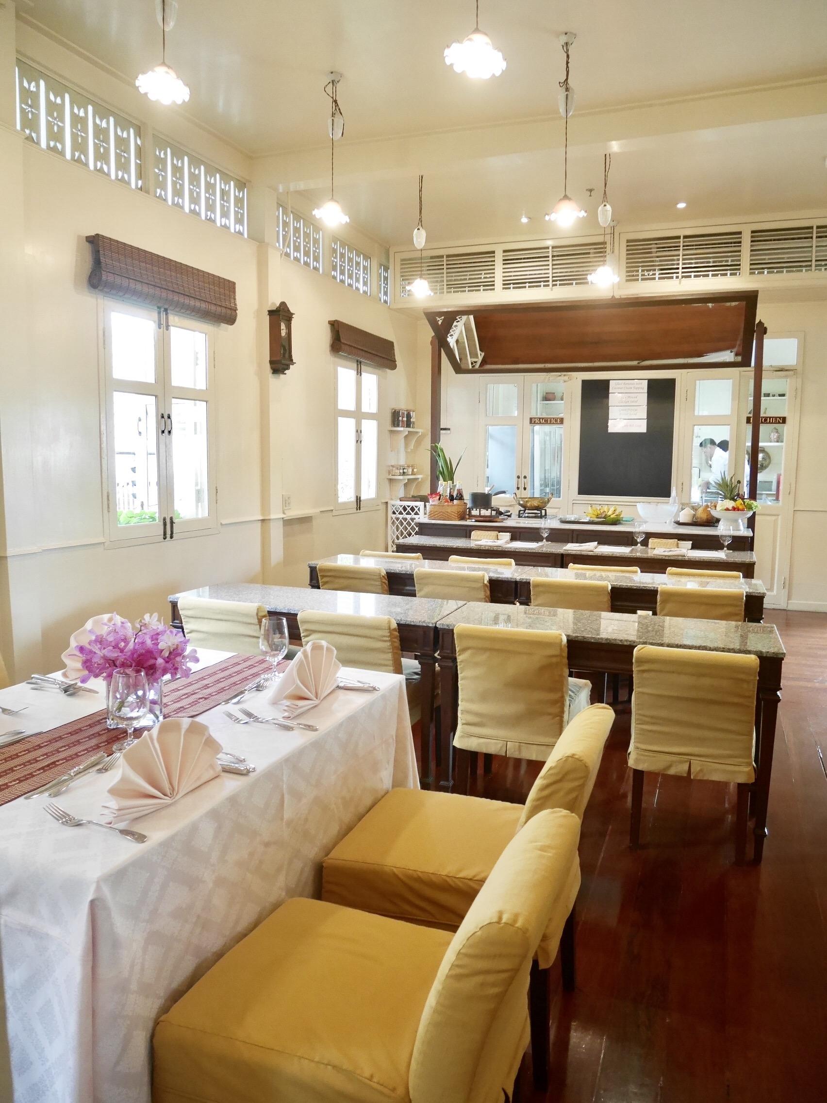 img 9107 - The Oriental Thai Cooking School - マンダリンオリエンタルバンコクのおもてなし空間で体験する絶品タイ料理教室