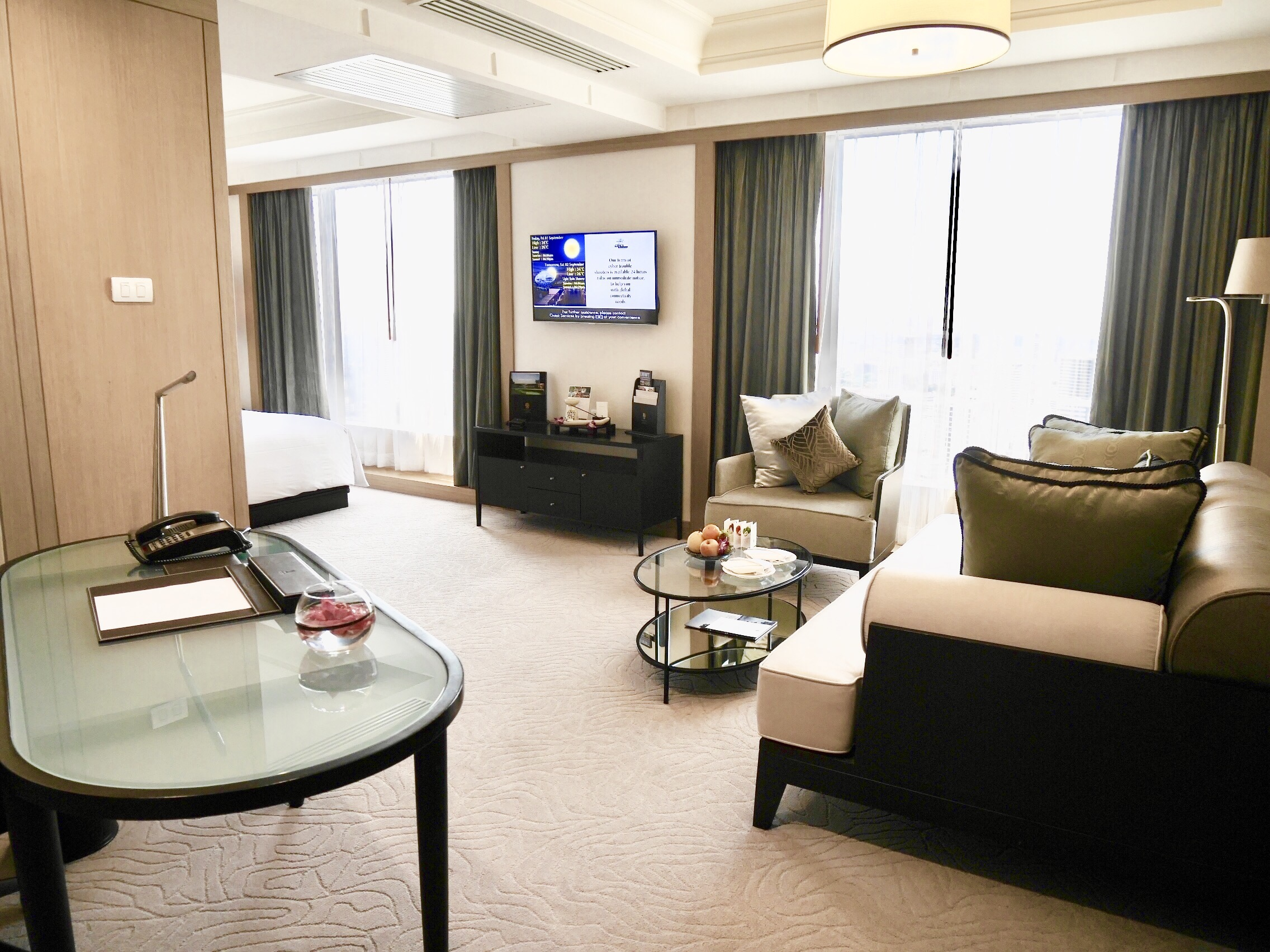 img 8199 - Banyan Tree Bangkok - 五つ星ホテルバンヤンツリーのSERENITY CLUBで過ごすリュクスな時間 「客室編」