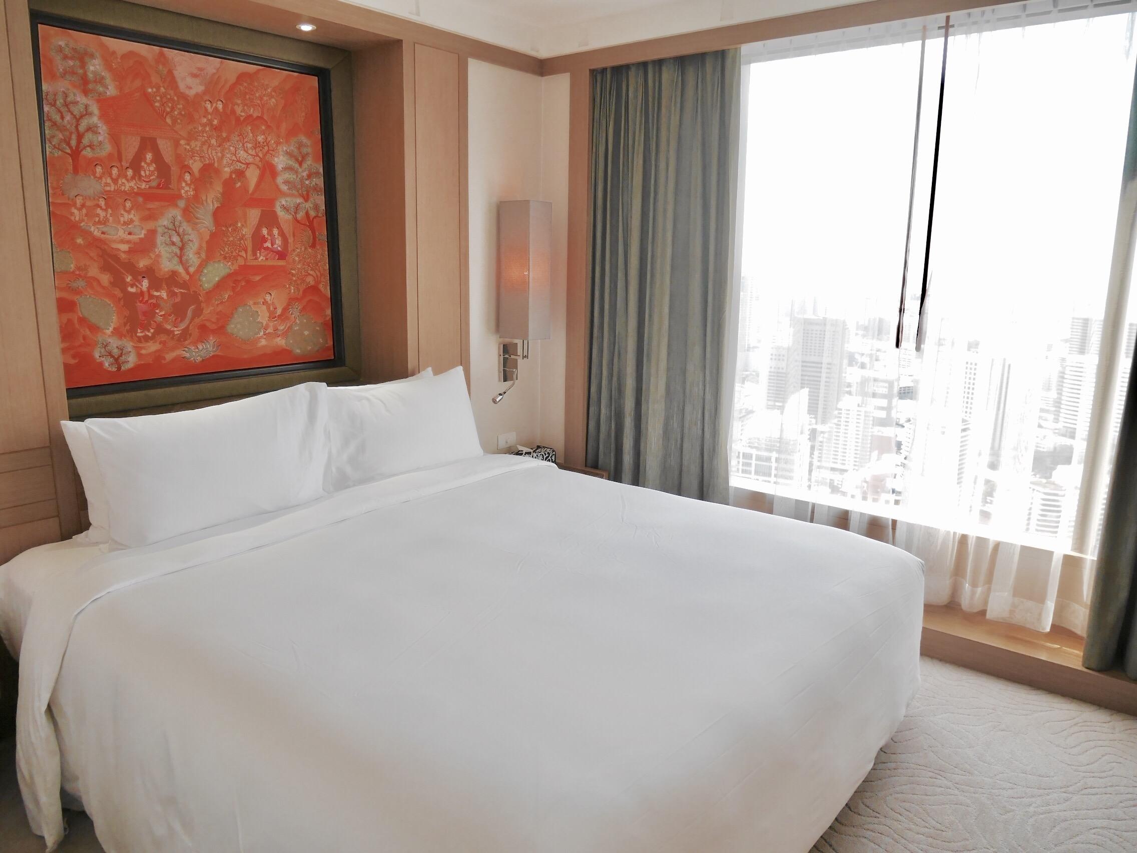 img 8205 - Banyan Tree Bangkok - 五つ星ホテルバンヤンツリーのSERENITY CLUBで過ごすリュクスな時間 「客室編」