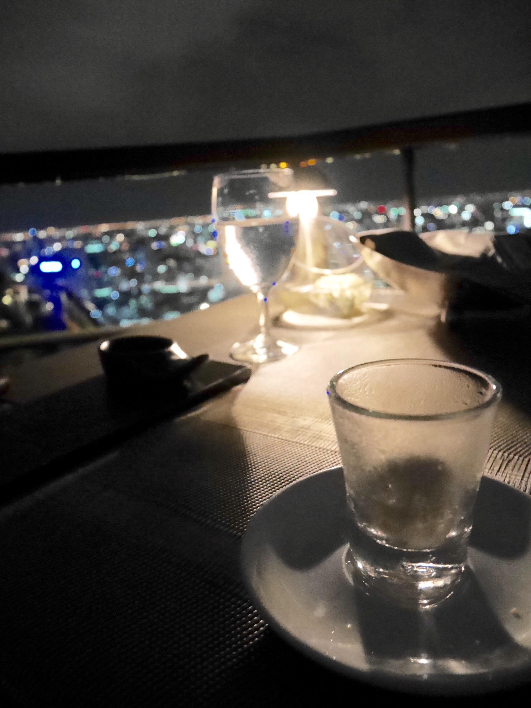 img 8304 - Banyan Tree Bangkok - 61階のルーフトップレストランVertigoで過ごす贅沢ディナータイム