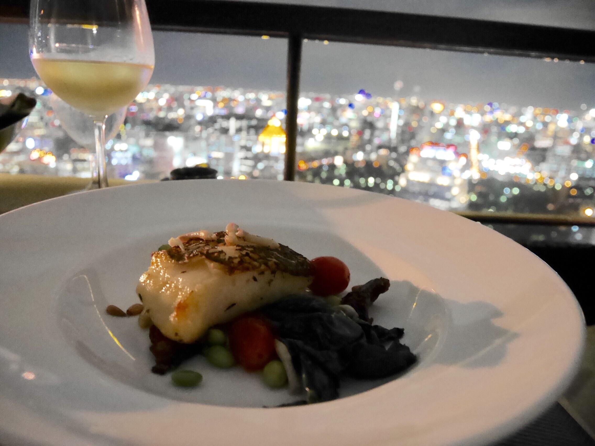 img 8305 - Banyan Tree Bangkok - 61階のルーフトップレストランVertigoで過ごす贅沢ディナータイム