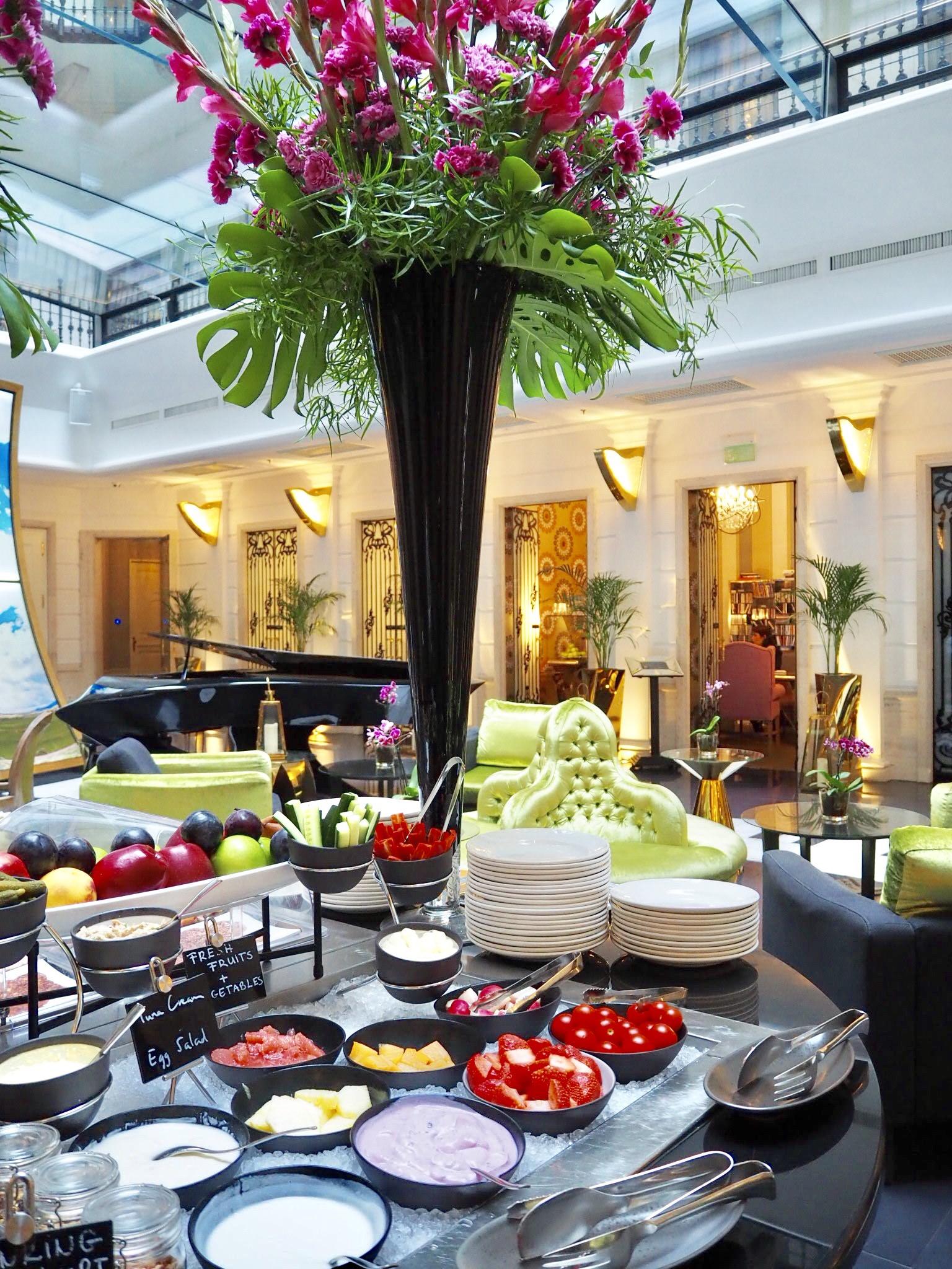 img 4445 - Aria Hotel Budapest HARMONY SPA - 旅の途中の休息時間。ブダペストでのご褒美スパ