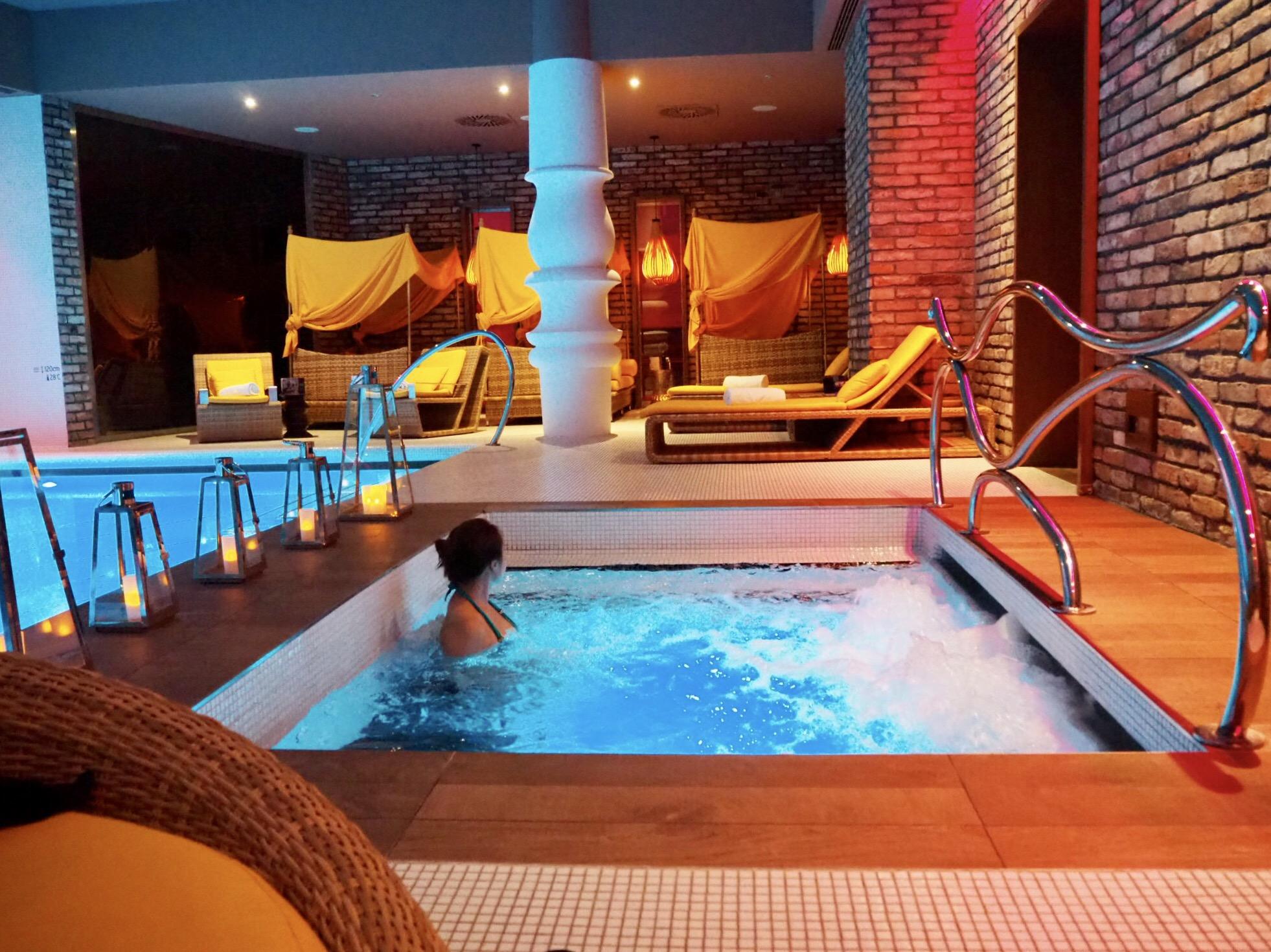 img 4505 - Aria Hotel Budapest HARMONY SPA - 旅の途中の休息時間。ブダペストでのご褒美スパ