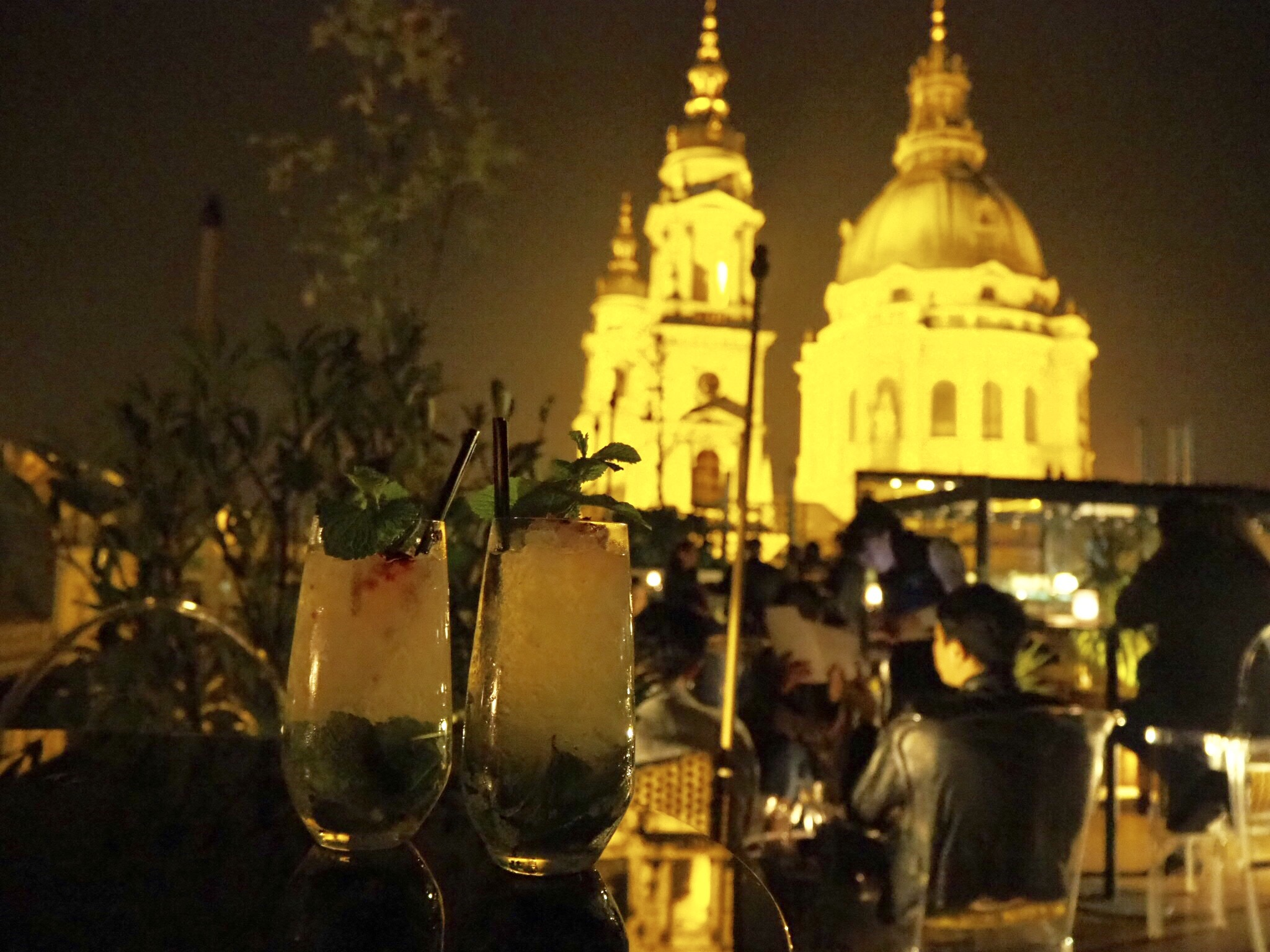 img 4833 - Aria Hotel Budapest - High Note Skybar で過ごすブダペストの夜
