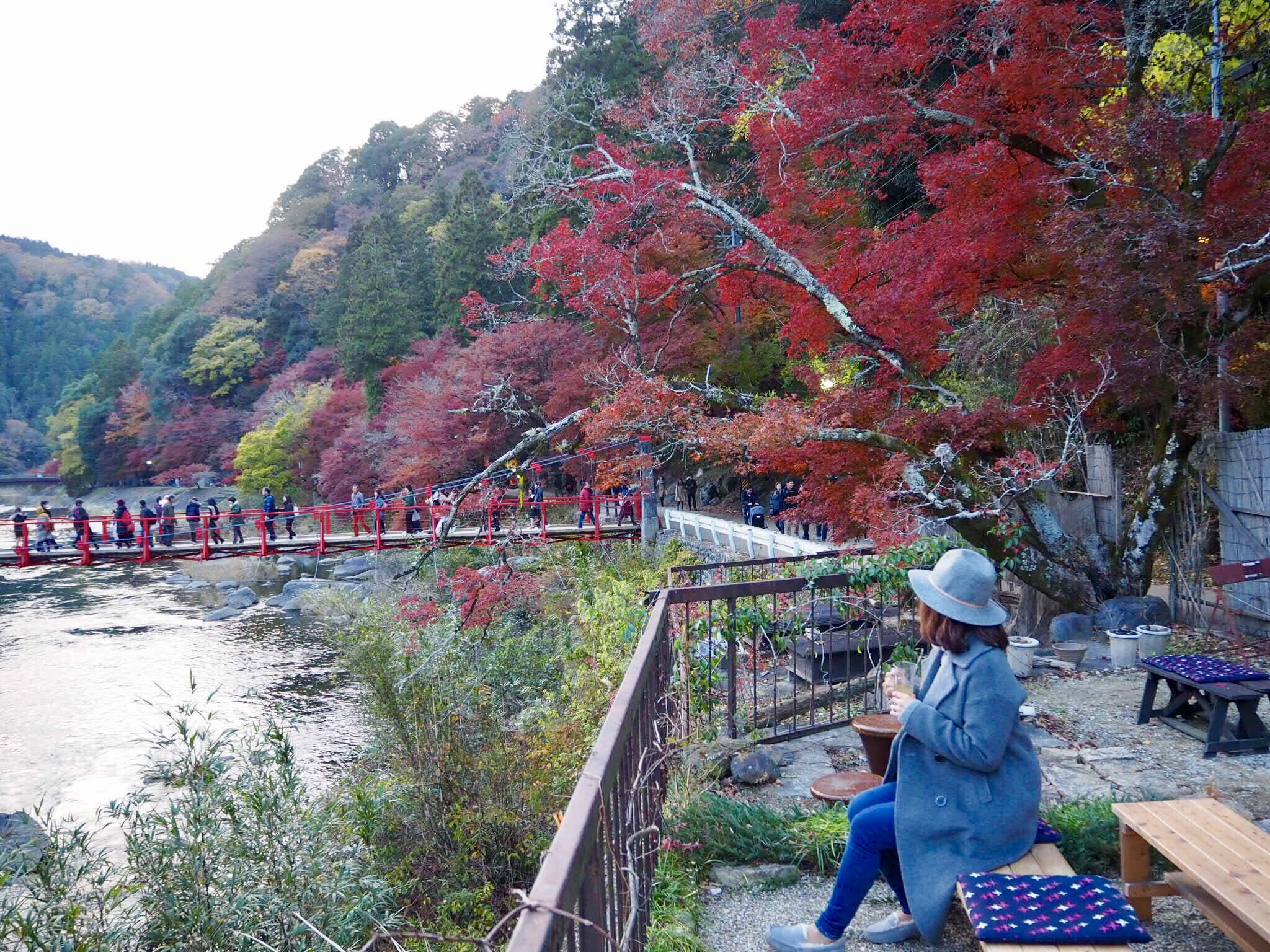 img 7553 - 香嵐渓 - 日本の秋を感じる 愛知県豊田市の紅葉スポット