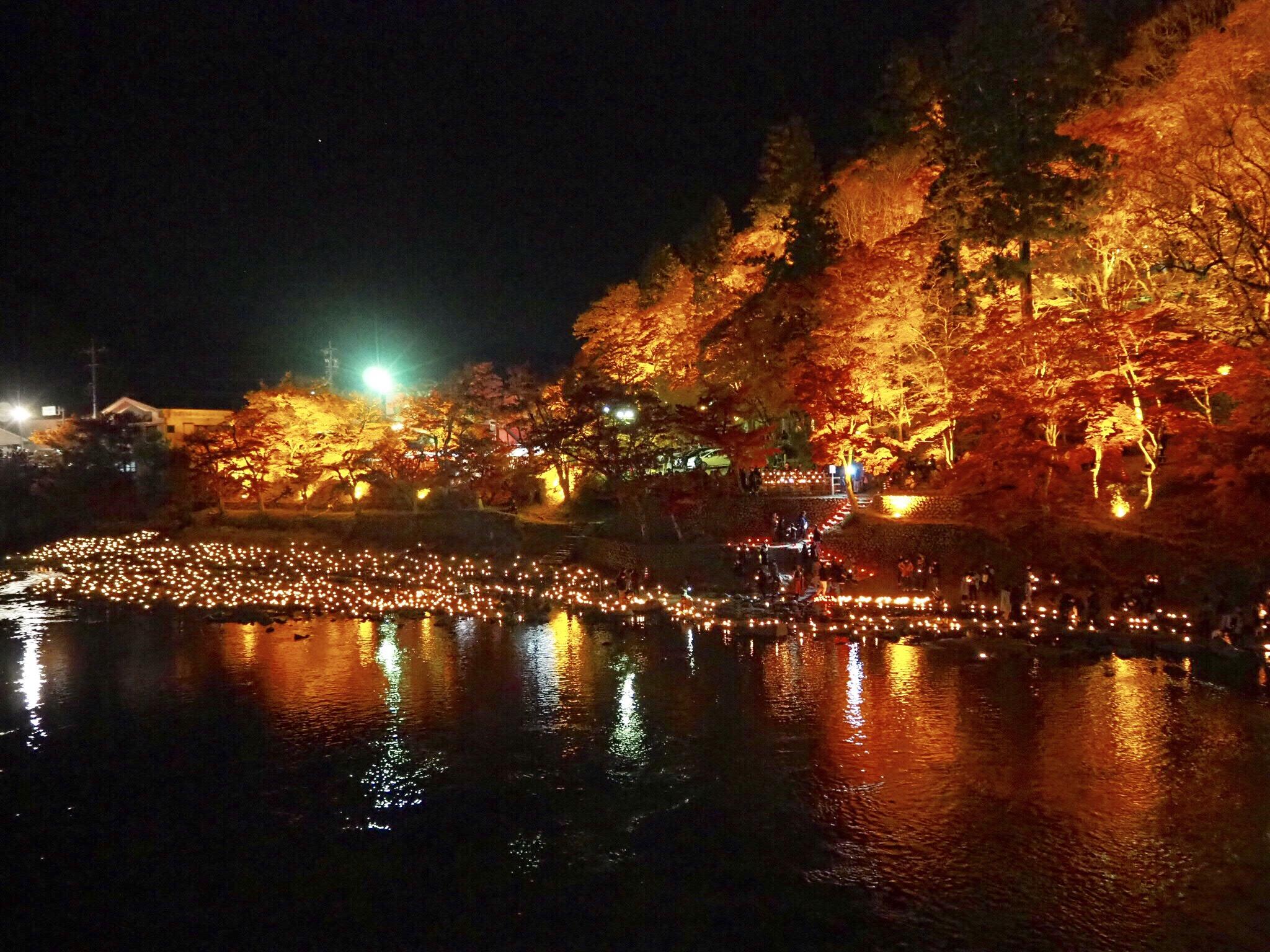 img 7575 - 香嵐渓 - 日本の秋を感じる 愛知県豊田市の紅葉スポット