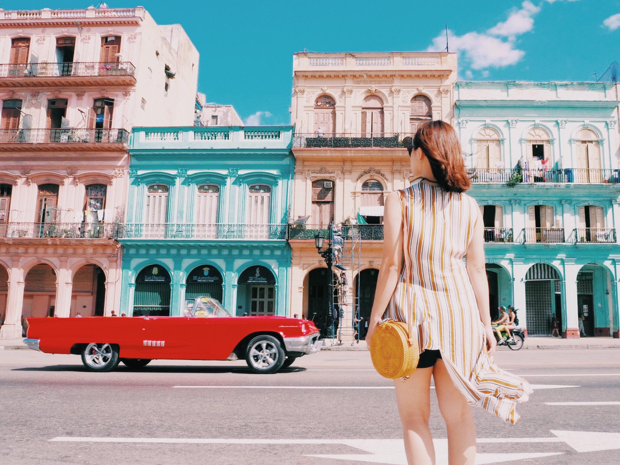 0028ee3a c1b9 482c b97f 8cece3bc6d87 - Old Habana - 街全体が世界遺産 色が溢れるハバナ旧市街散歩で出会った風景