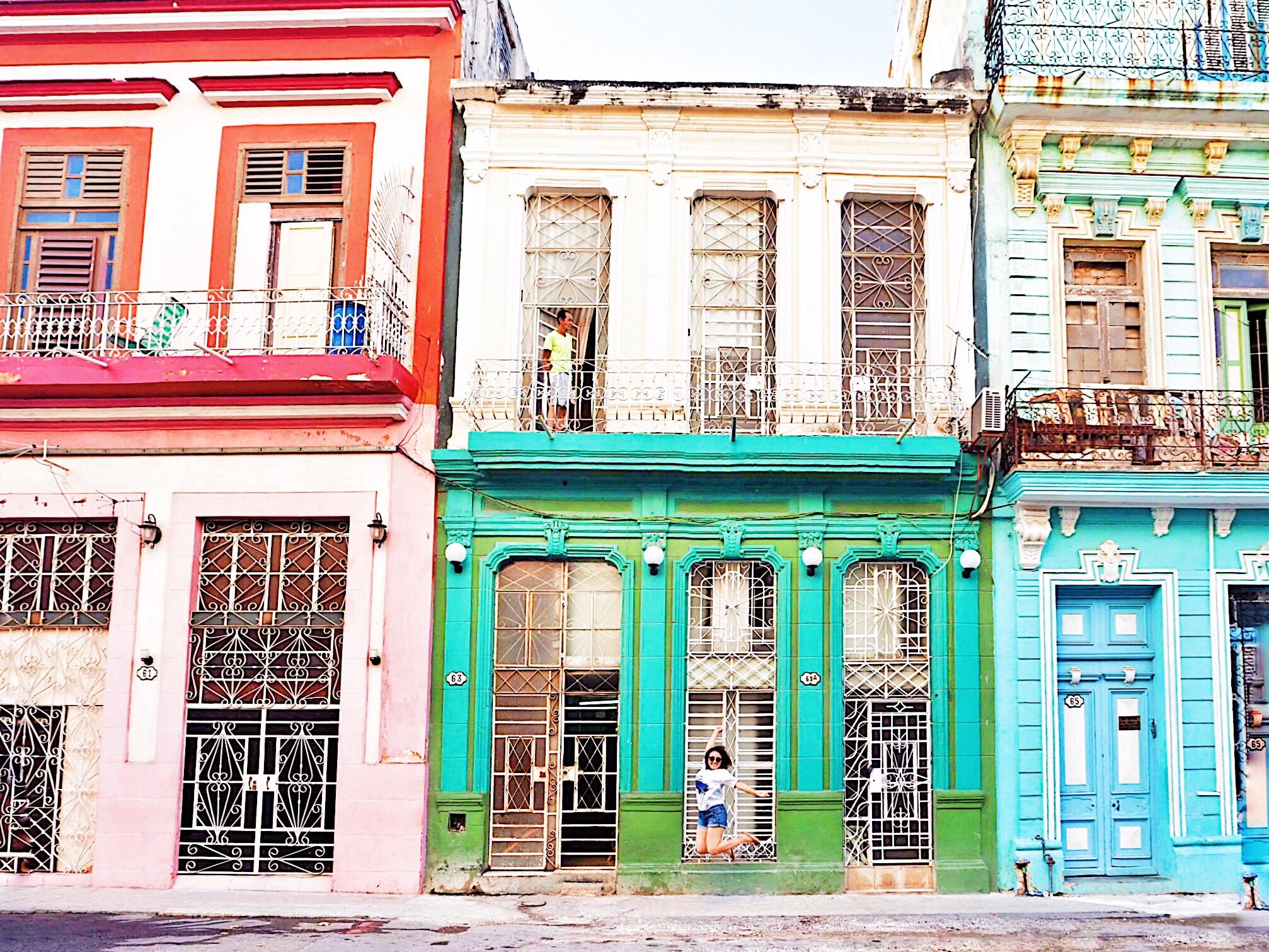 61ea5563 7aa6 4401 a890 79e89d011133 - Old Habana - 街全体が世界遺産 色が溢れるハバナ旧市街散歩で出会った風景