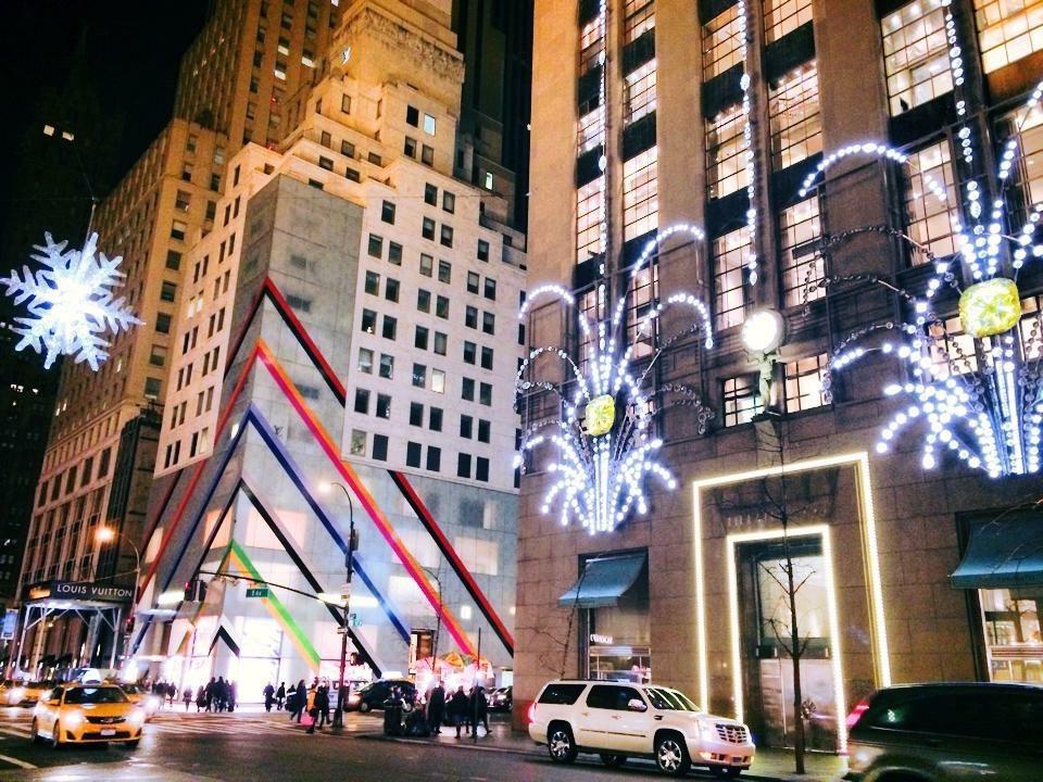 01f88e2e 69ea 4182 8eb2 a27258c4afb6 - Christmas in New York - ホリデーシーズンのニューヨーク 街に溢れるクリスマスイルミネーション