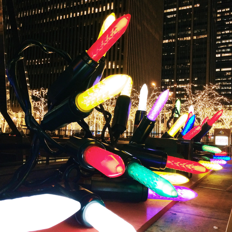 3c8fe1fa 6894 4f45 8c5c a03303b20ded - Christmas in New York - ホリデーシーズンのニューヨーク 街に溢れるクリスマスイルミネーション