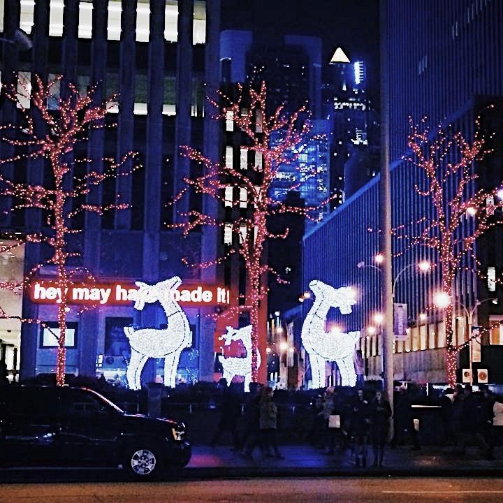 7763b067 04f7 4514 a58b 8604e50c36df - Christmas in New York - ホリデーシーズンのニューヨーク 街に溢れるクリスマスイルミネーション