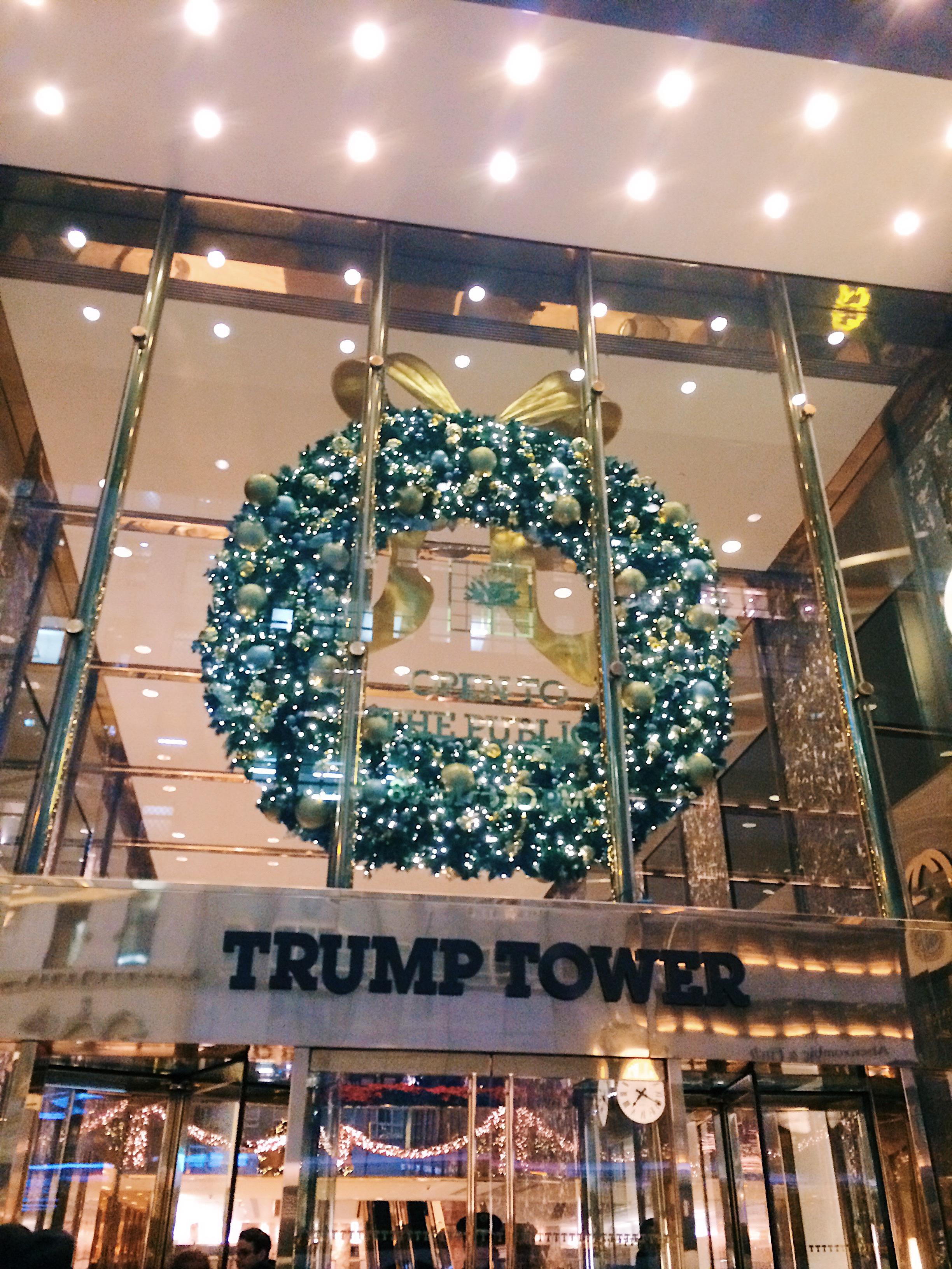 c73661dc 10a2 4a9c b8fc 842e8a0f2441 - Christmas in New York - ホリデーシーズンのニューヨーク 街に溢れるクリスマスイルミネーション