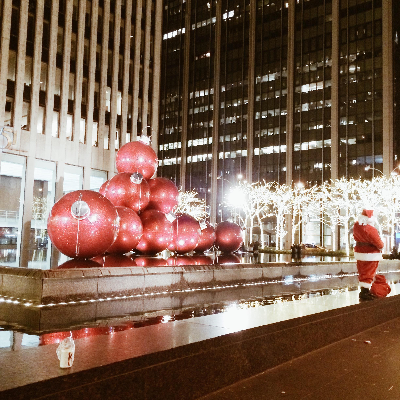 fef5b93f 5dc9 40bd bf3d 74318292974e - Christmas in New York - ホリデーシーズンのニューヨーク 街に溢れるクリスマスイルミネーション