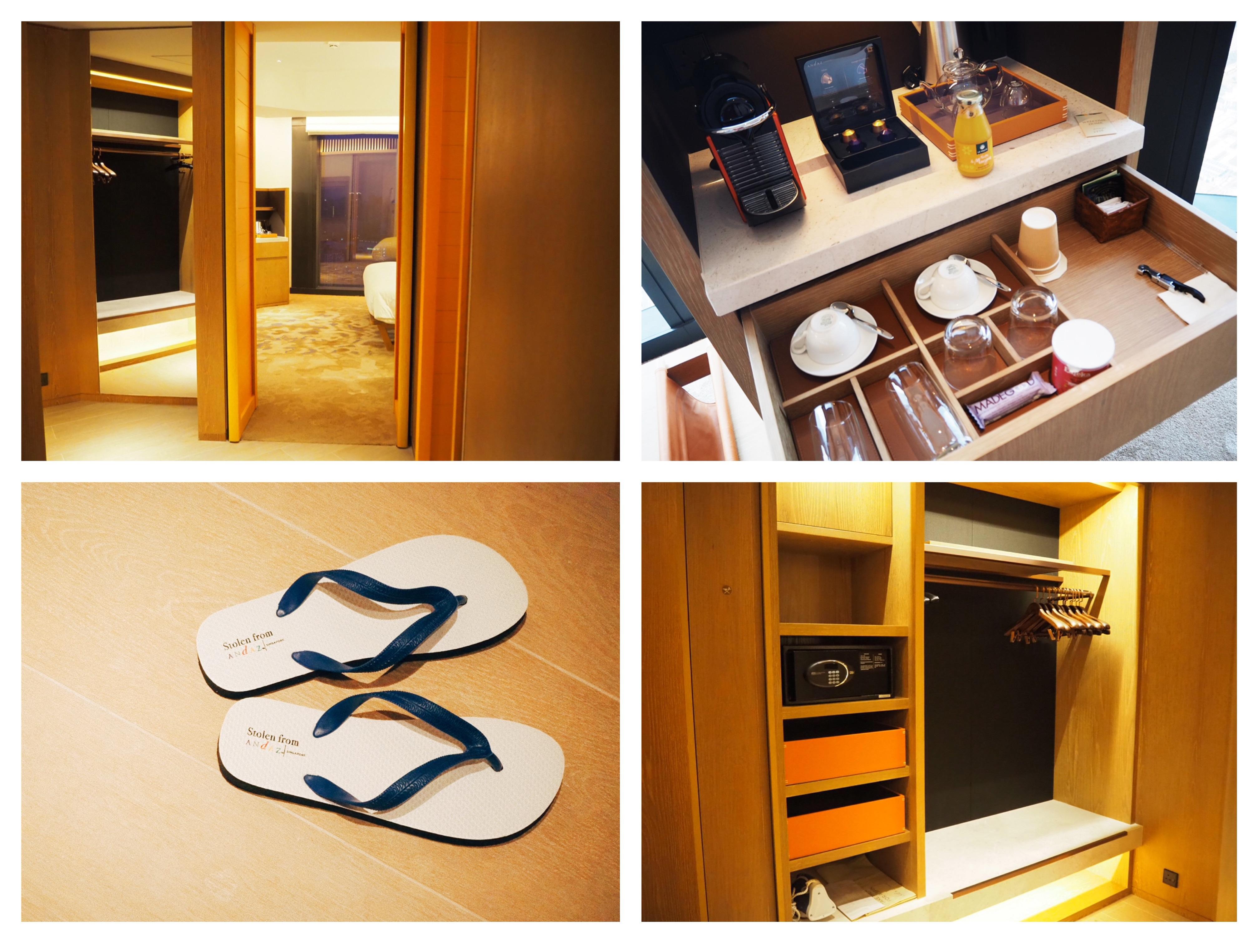 img 6049 - Andaz Singapore - ハイアット系列五つ星ホテル「アンダーズシンガポール」にまた泊まりたい理由