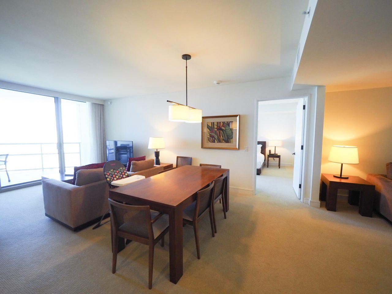 img 4873 - Trump International Hotel Waikiki - ファミリーステイに大満足!トランプ インターナショナル ホテルステイ