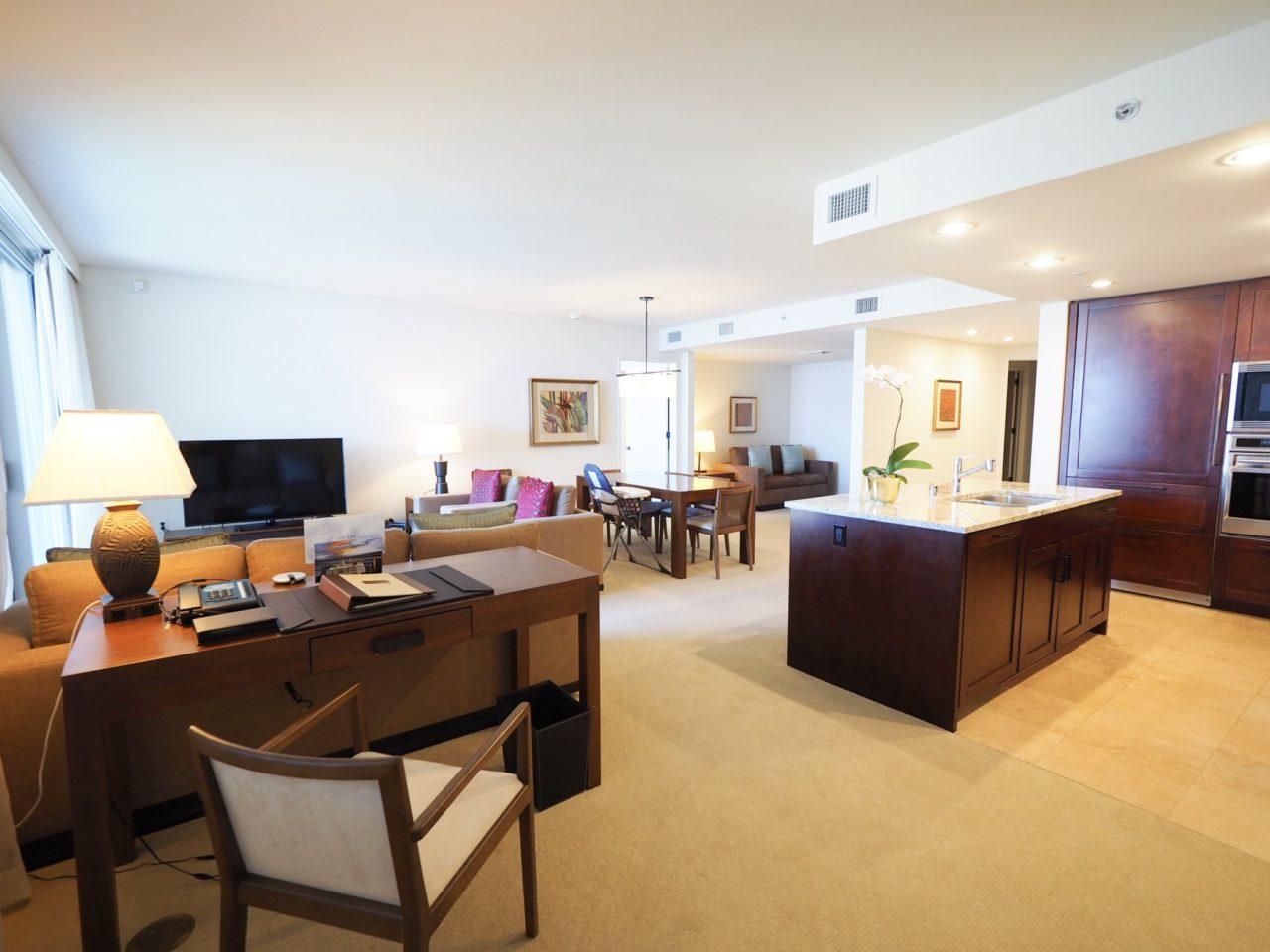 img 4880 - Trump International Hotel Waikiki - ファミリーステイに大満足!トランプ インターナショナル ホテルステイ
