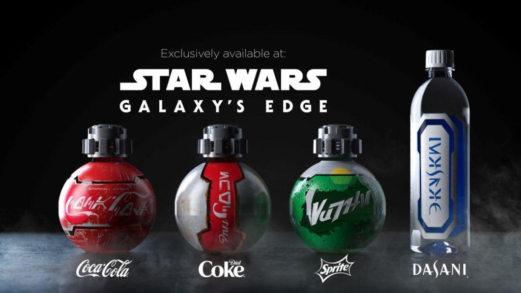 SWGE Coca Cola Bottle Image FINAL 1024x576 - STAR WARS GALAXY'S EDGE - 『スターウォーズ』の世界を体感!新テーマランド「ギャラクシーズ・エッジ」がカリフォルニア、フロリダにいよいよオープン!