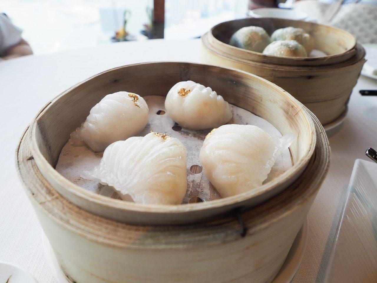 img 0577 - TIN LUNG HEEN- ザ・リッツ・カールトン香港 102階でいただく天龍軒の絶品飲茶