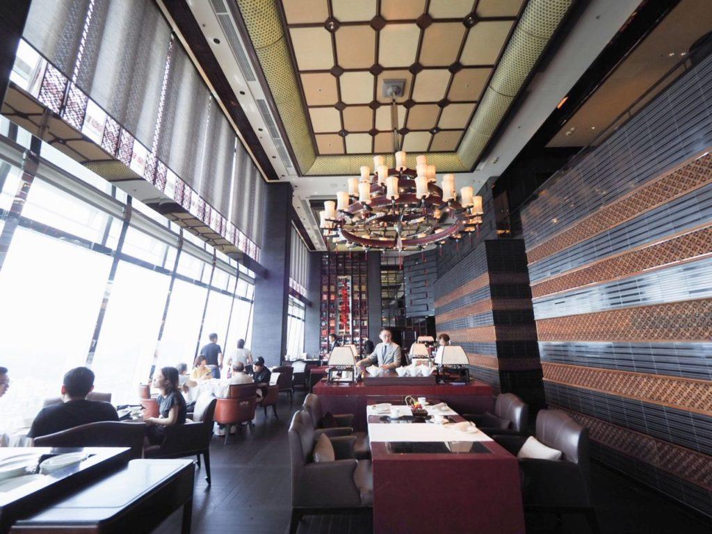 img 0581 1024x768 - TIN LUNG HEEN- ザ・リッツ・カールトン香港 102階でいただく天龍軒の絶品飲茶
