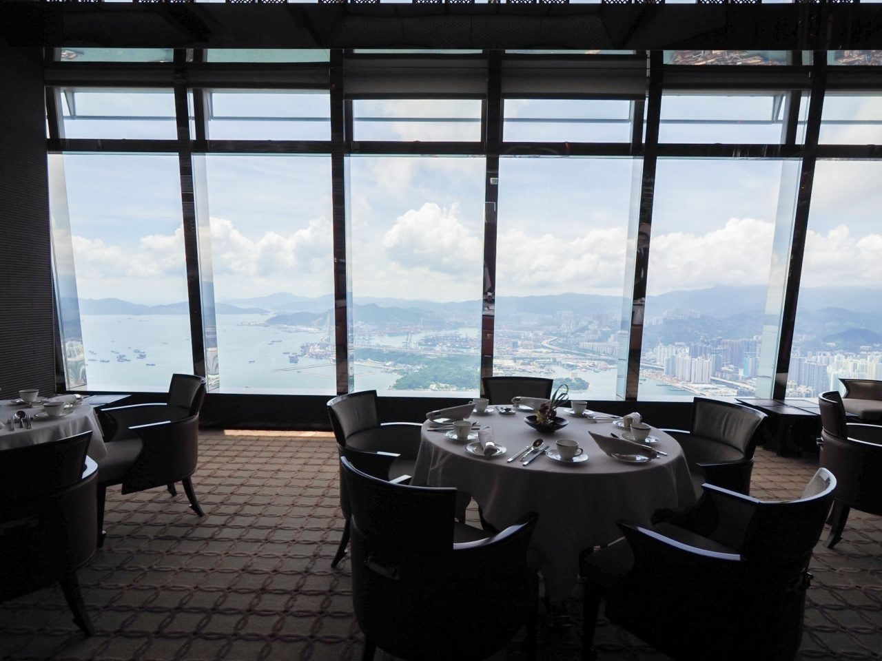 img 0589 - TIN LUNG HEEN- ザ・リッツ・カールトン香港 102階でいただく天龍軒の絶品飲茶