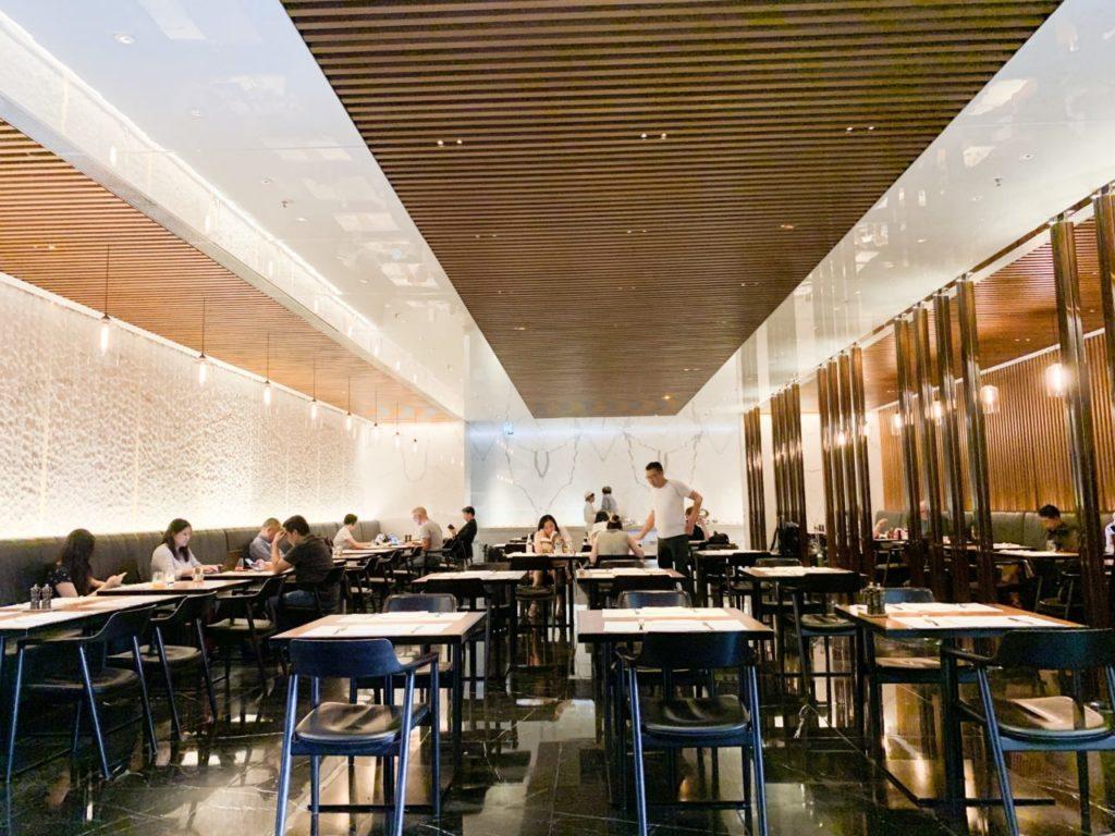 img 0801 1024x768 - The Wing - 香港キャセイパシフィックファーストクラスラウンジで過ごす至福の時間
