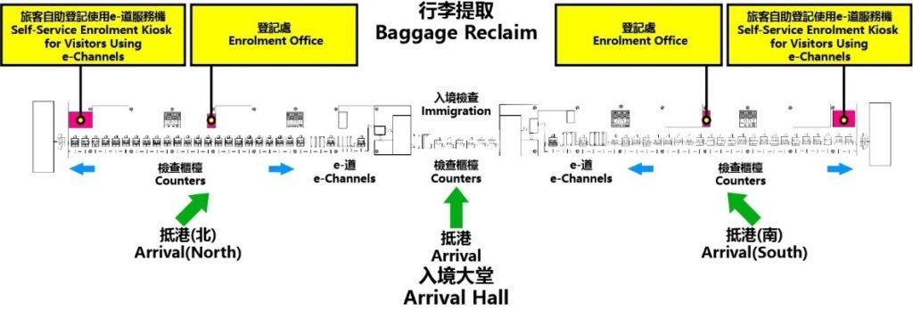 self service enrolment 1024x348 - 香港入国審査の時間短縮!自動化ゲートe-Channelに登録するには?