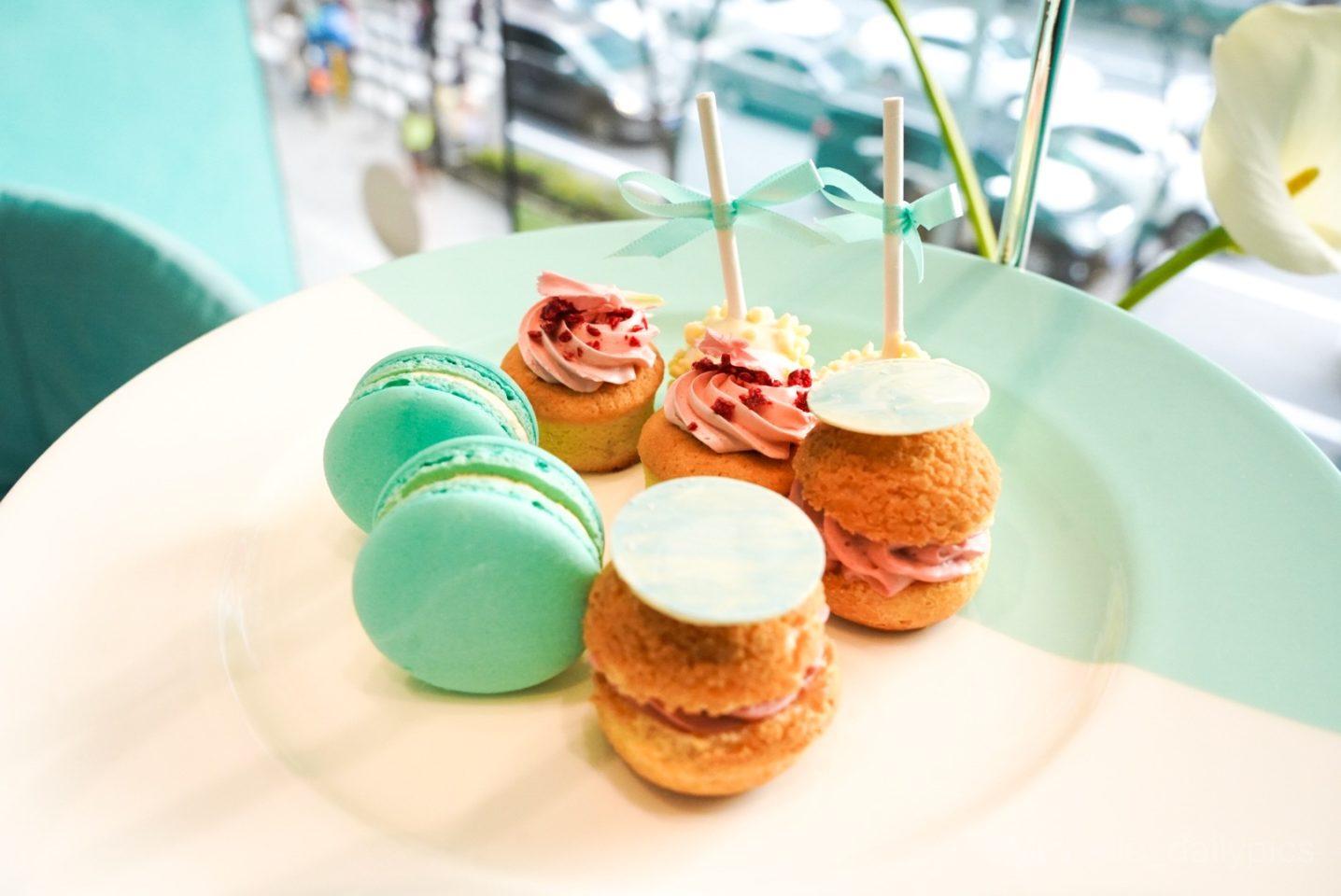 dsc07287 - The Tiffany Blue Box Cafe - 上海でティファニーアフタヌーンティーを満喫
