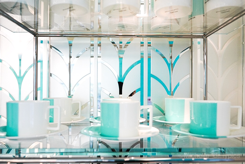 dsc07314 - The Tiffany Blue Box Cafe - 上海でティファニーアフタヌーンティーを満喫